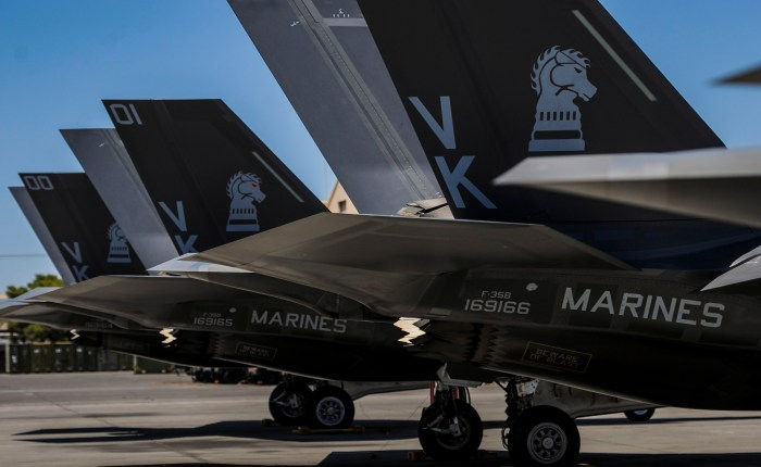 #Commentary – The F-35 is here!