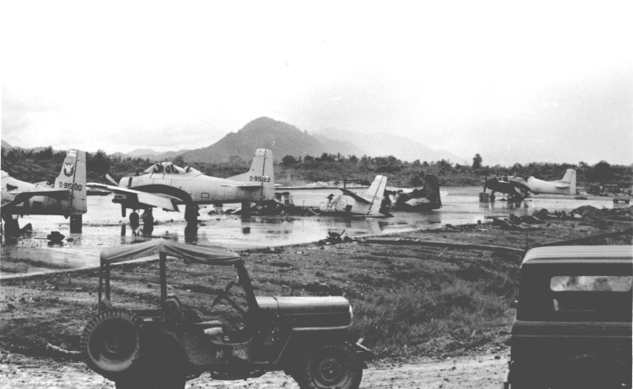 Supporting the Secret War: T-28s over Laos, 1964-1973 – Part 1: Training