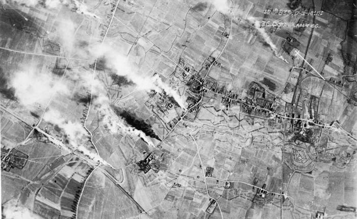 #BookReview – Eyes All Over the Sky: Aerial Reconnaissance in the First WorldWar