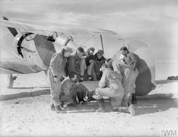 Book Review – Flying to Victory: Raymond Collishaw and the Western Desert Campaign,1940-1941