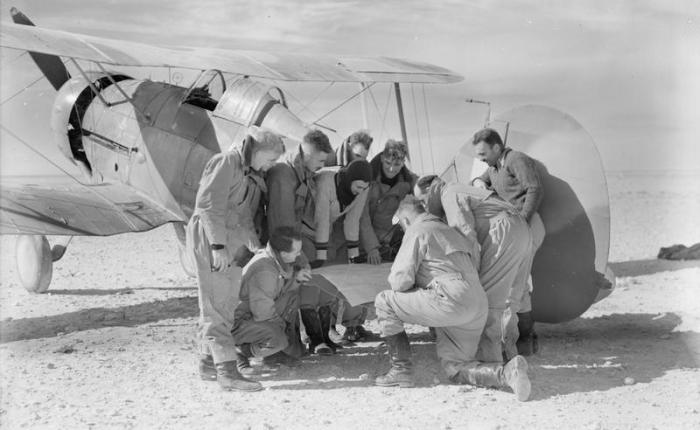 #BookReview – Flying to Victory: Raymond Collishaw and the Western Desert Campaign,1940-1941