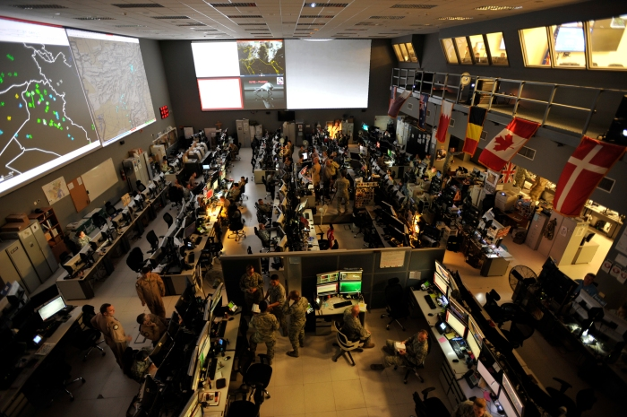 Combined Air and Space Operations Center
