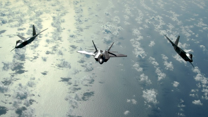 Has Air Power Reached its Zenith?