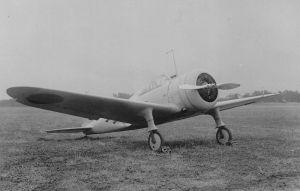 Nakajima_Ki-27_at_Hamamatsu