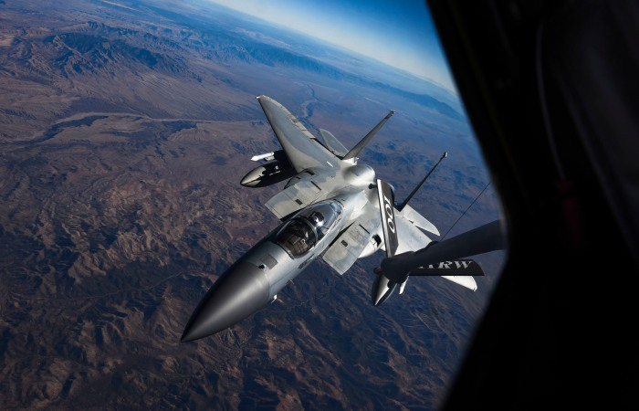 #highintensitywar and the Realistic Training Paradigm: Red Flag and AerialWarfare