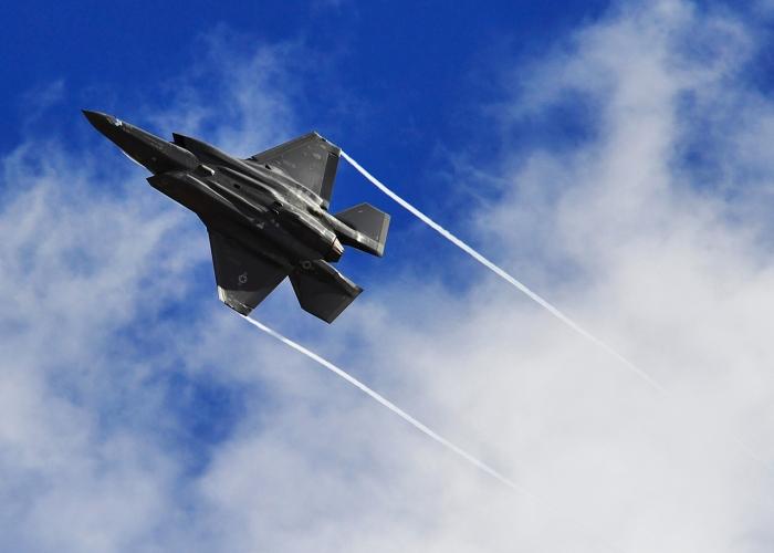 F-35 sortie