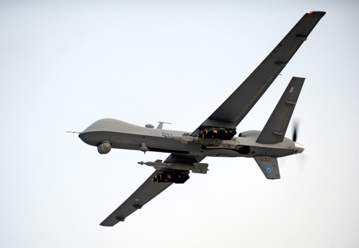 Reaper UAV Takes to the Skies of Southern Afghanistan