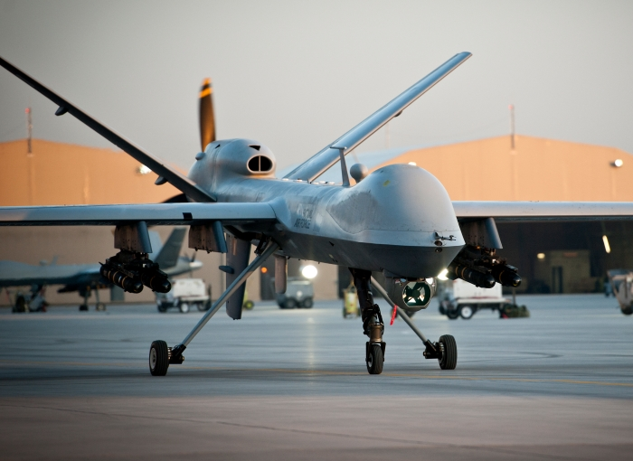 #BookReview – Reaper Force: Inside Britain's Drone Wars