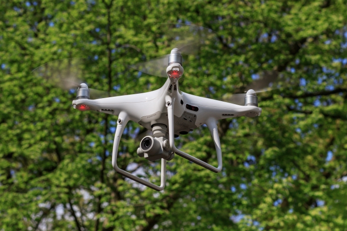#Commentary – The Threat of Commercially Available Drones