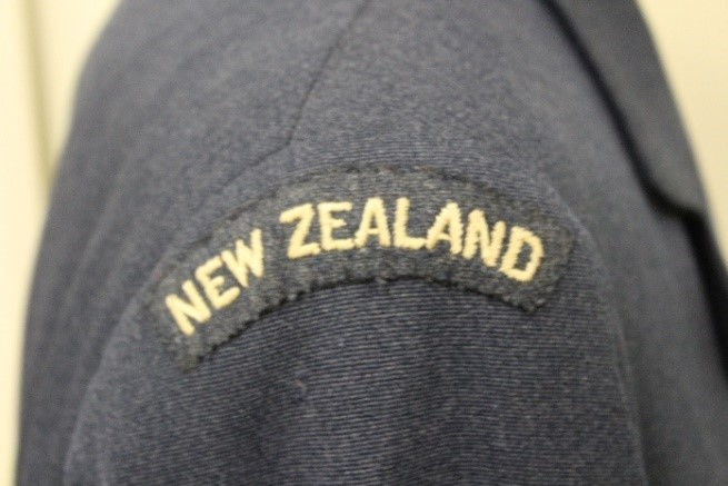 Shoulder Patch