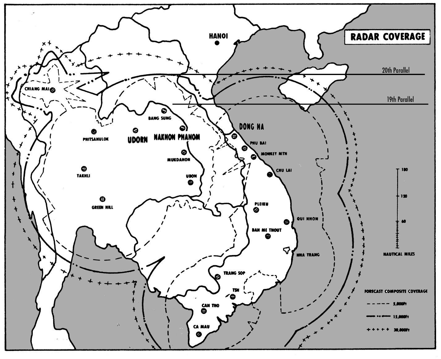 Hankins Radar Map