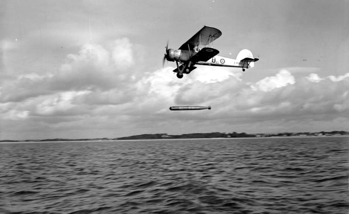 #Commentary – Biplanes against Battleships: The Fairey Swordfish Biplane and Lessons for Today's Air Power