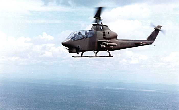 #AirWarVietnam – Weaponised Helicopters and Counterinsurgency: An Exploration of the Different Approaches Advocated in Vietnam by the US Army and the US MarineCorps