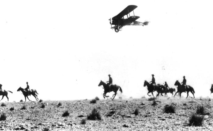 #BookReview – Harnessing the Airplane: American and British Cavalry Responses to a New Technology, 1903–1939
