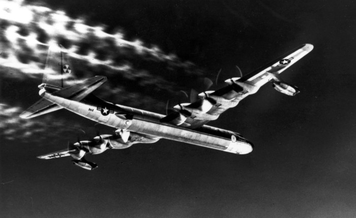 Cold War Nuclear-Powered Aircraft: A Step Too Far