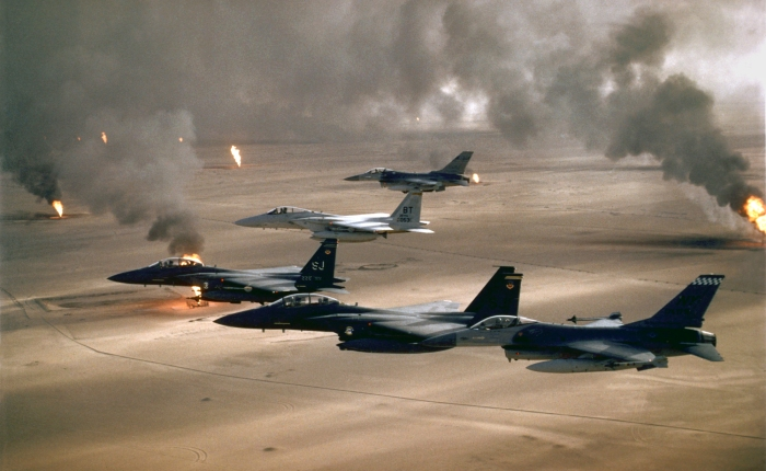 #DesertStorm30 – The First Gulf War – Future Lessons
