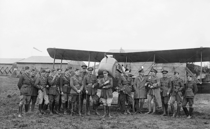 #BookReview – The Royal Flying Corps, the Western Front and the Control of the Air, 1914-1918