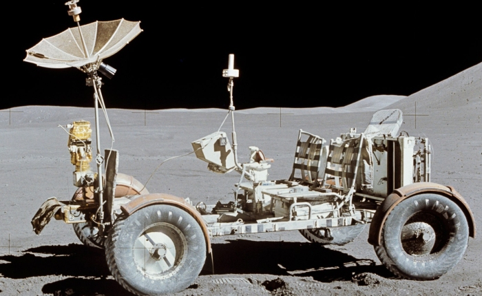 #BookReview – Across the Airless Wilds: The Lunar Rover and the Triumph of the Final MoonLandings