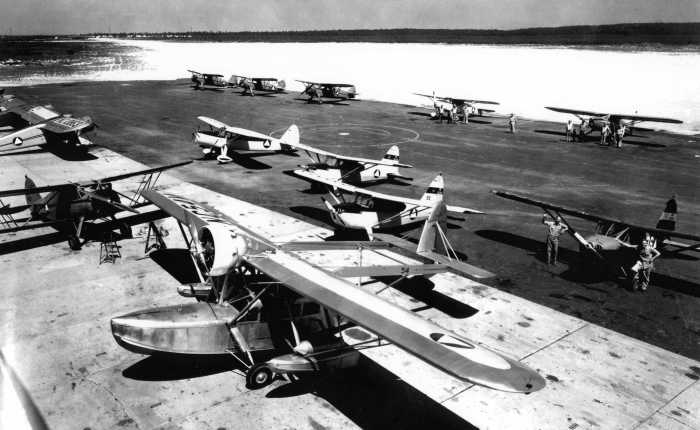 #BookReview – An Honorable Place in American Air Power: Civil Air Patrol Coastal Operations,1942-1943